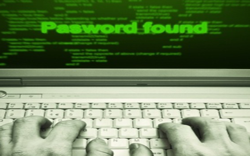 Hacker-cracking-a-computer-pasword