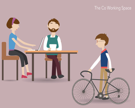 3.7 million remote workers are driving the increase in co-working spaces.