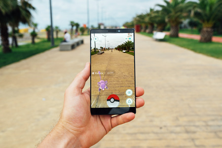 How many steps did you take? Americans went to the moon and back 143x playing Pokémon GO!