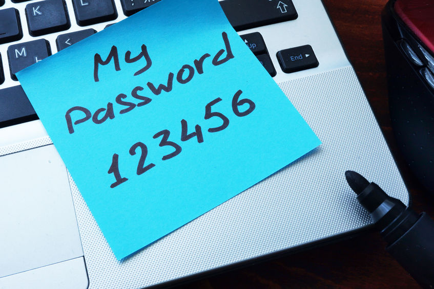 Password security matters. Protect your data and your identity by changing your password if it's on the top 25 most common list!