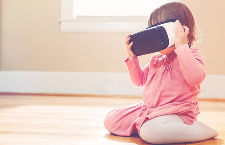 Buy a video game system with AR abilities and a 3D printer. Prep your gaming kid for med school!