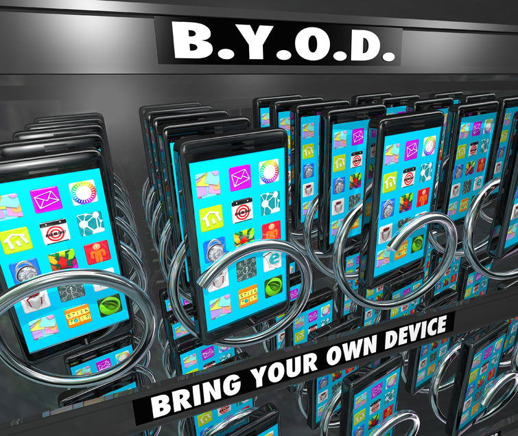 Wanting to improve company culture and employee engagement? Roll out strong BYOD policies! Increase integration of work and personal life.