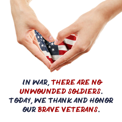 We honor and give our thanks