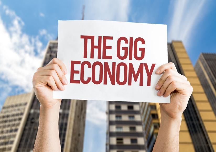 40% of gig economy is run by SMBs, Small Business Trends says.
