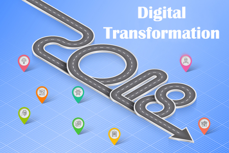 A digital transformation manifesto: How this creates a bigger business impact in 2018 than New Year's Resolutions