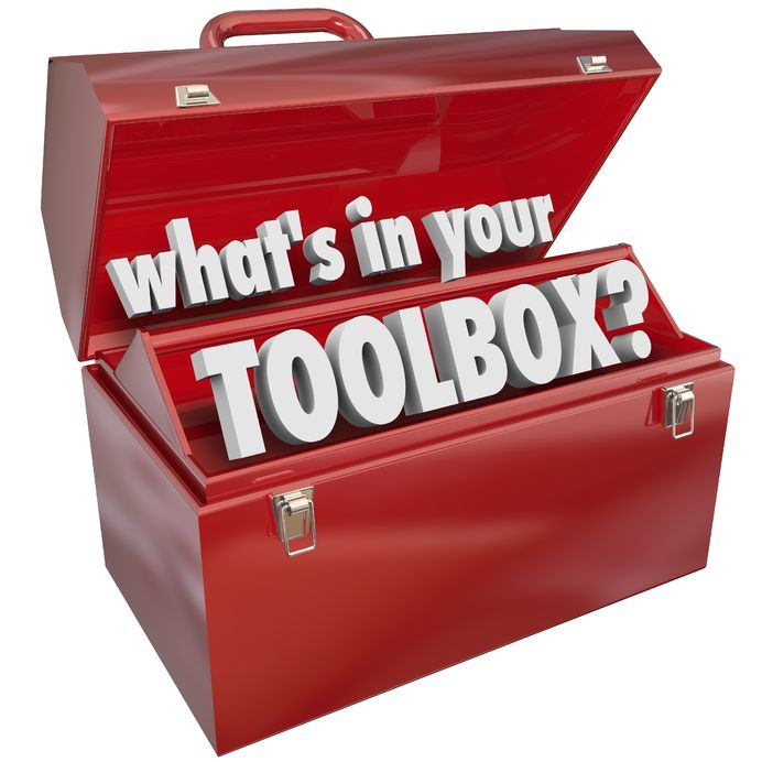 What's in your AI toolbox?