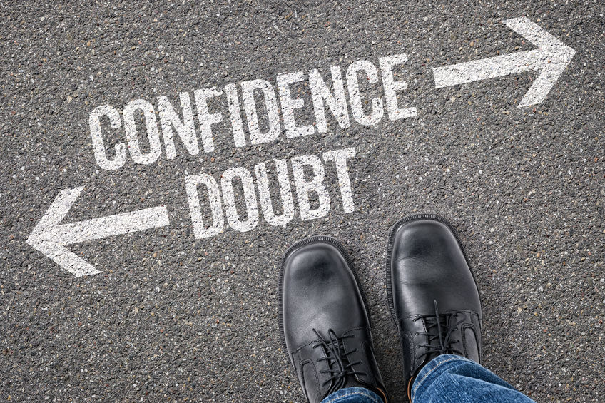 """Confidence comes not from always being right, but from not fearing to be wrong.""  — Peter T. McIntyre"