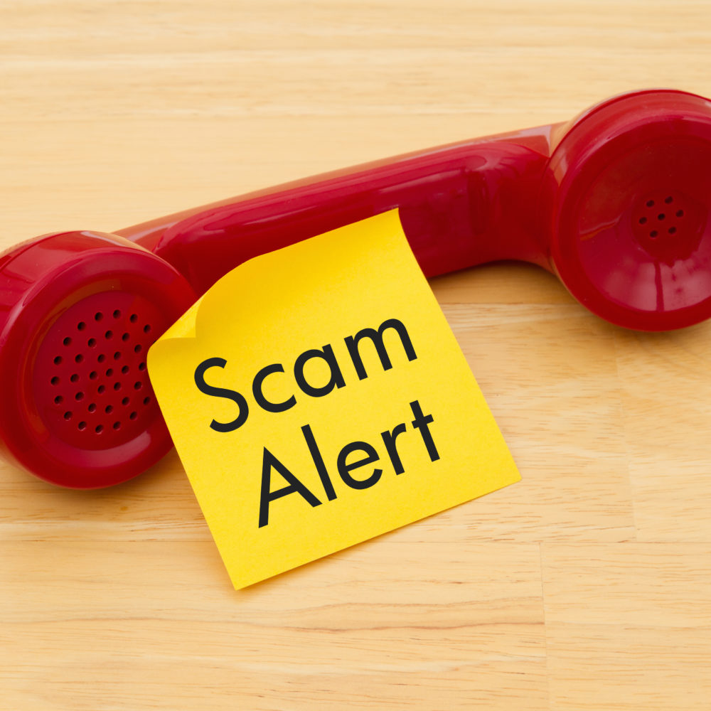 Scam of the Week: Phone Scam Impersonates Sheriff's Office
