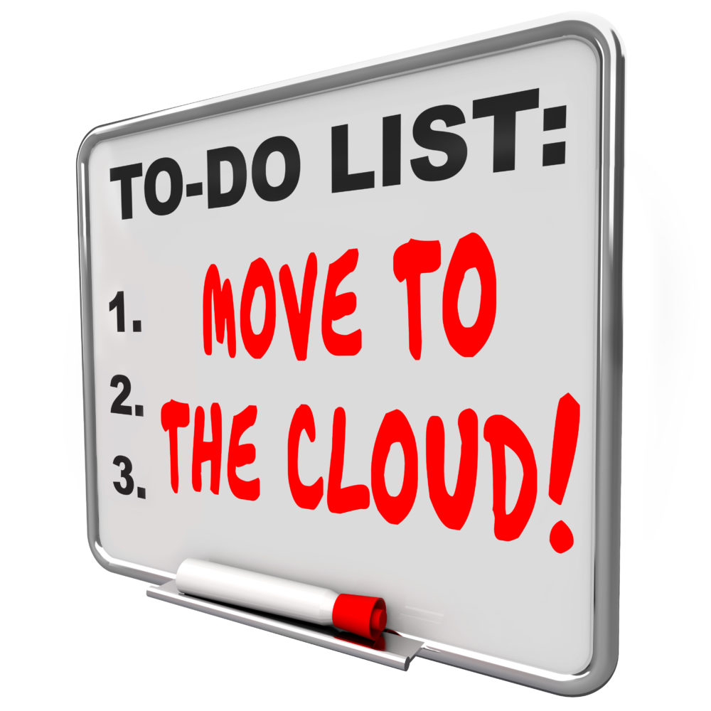 Moving Enterprise Resource Planning Applications to the Cloud