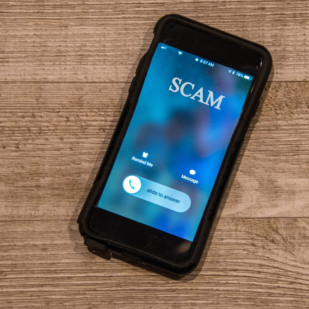 "Scam of the Week: Working From Home? Don't Fall for This ""Phony"" Call"
