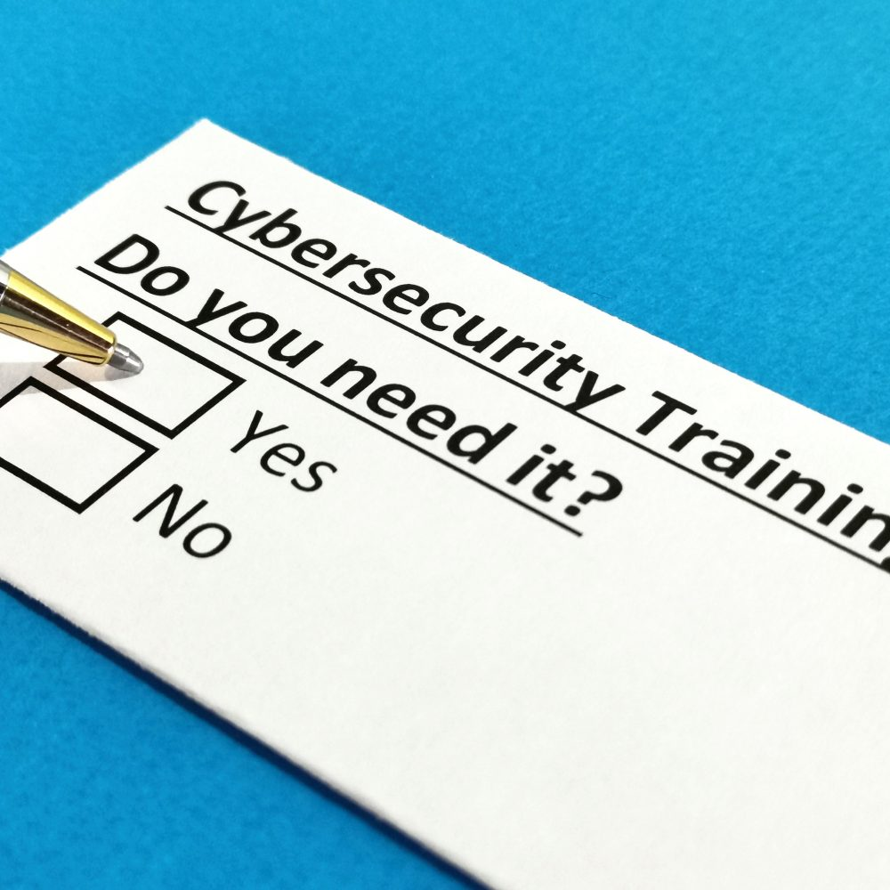 Cybersecurity Awareness Training for 2021